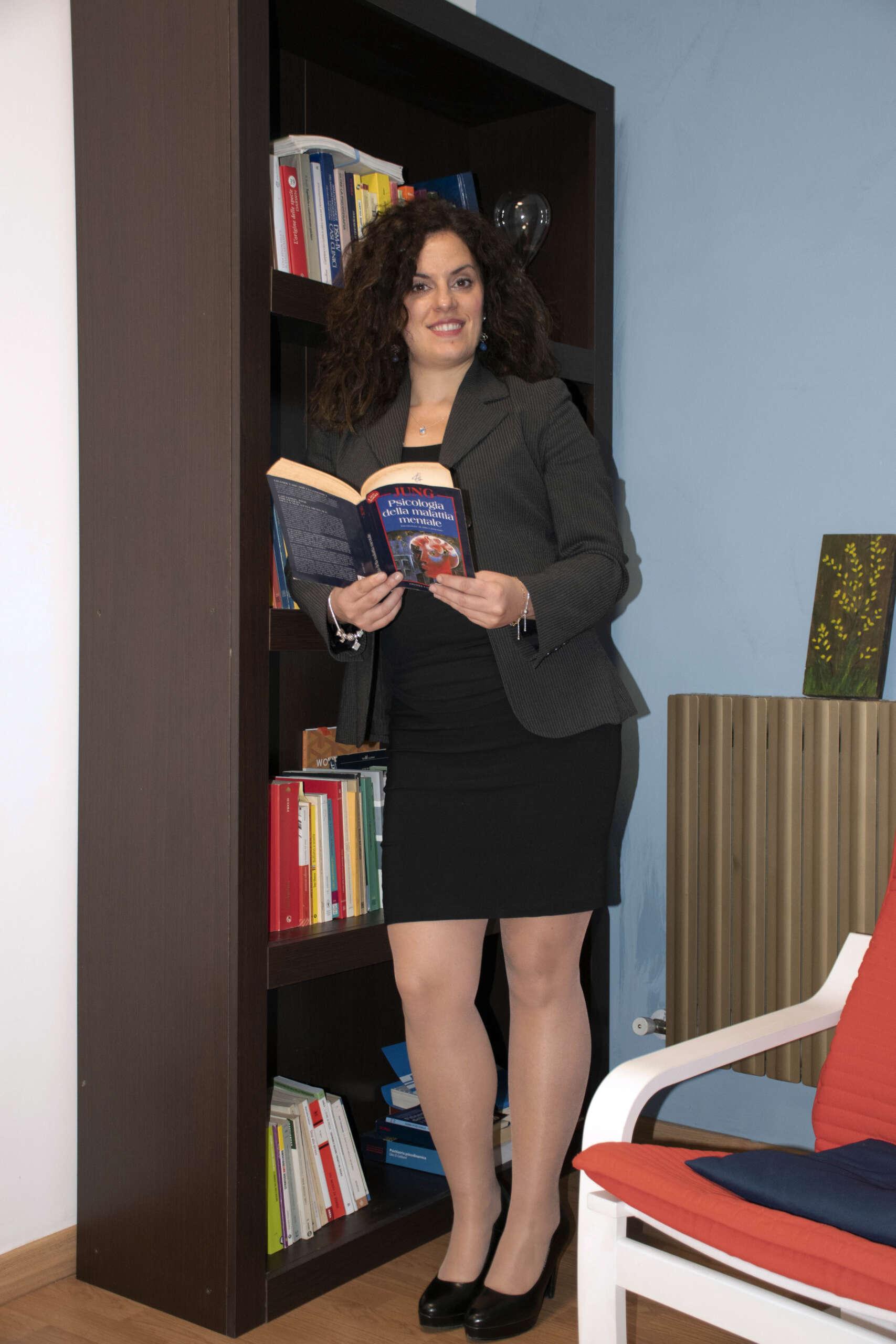 Dott.ssa Angela Porazzini - Chi Sono
