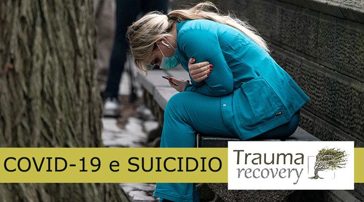 Covid-19 e Suicidio: qual'è la relazione?